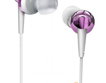 ყურსასმენი REMAX Earphone   RM-575 Pro Purole