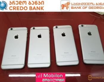 iPhone 6  ორიგინალი!!! სრული გარანტიით!!!