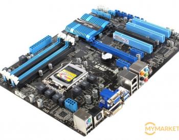 1155სოკეტის ძლიერი დედაბარათი ASUS P8Z68-V LX