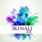 სკინალი, სამზარეულოს მინის ფართუკი: Skinali. Lux