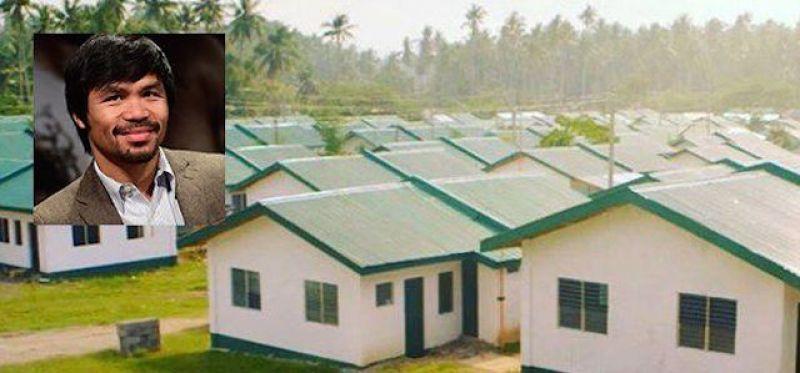 მსოფლიო ჩემპიონმა 1000 ღარიბ ოჯახს სახლი აუშენა