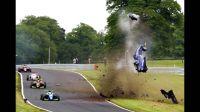 ავარია ფორმულა 3-ის ბრიტანულ ეტაპზე (ვიდეო)