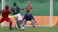 უსინათლო ბრაზილიელი ფეხბურთელის ეფექტური გოლები (ვიდეო)