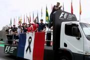 VIDEO - ბრაზილიის გრან-პრი როსბერგმა მოიგო