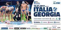 წყალბურთელთა ეროვნული ნაკრები დღეს იტალიას დაუპირისპირდება