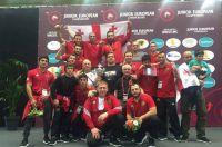 ქართველი მოჭიდავეების ტრიუმფი - გუნდური პირველი ადგილი და 8 მედალი ევროპის ჩემპიონატიდან