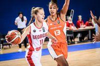 18 წლამდე გოგონათა ნაკრები ევროპის ჩემპიონატში ჩაება