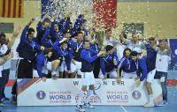 ჭაბუკთა მსოფლიო ჩემპიონატი საფრანგეთმა მოიგო