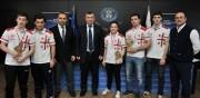 კარატისტებმა ახალგაზრდული ევროპის ჩემპიონატი შეაჯამეს