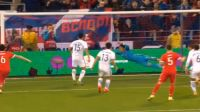რუსეთის ნაკრებმა ორი ავტოგოლით მოიგო (ვიდეო)