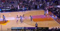 ბოლო წამზე ეფექტური ჩატენვით მოგებული მატჩი NBA-ში (ვიდეო)