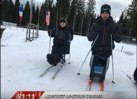 პირველი ქართველი მონაწილეები ზამთრის პარალიმპიურ თამაშებზე (ვიდეო)