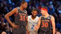 NBA-ს All Star-ის სასტარტო ხუთეული ცნობილია