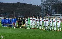U21: საქართველოს ნაკრების მინიმალური გამარჯვება (ვიდეო)