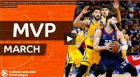 შენგელია ევროლიგამ აღიარა: ქართველი ფორვარდი მარტის MVP გახდა (ვიდეო)