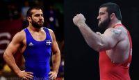 ორი ქართველი მოჭიდავე ევროპის ჩემპიონატის ნახევარფინალში