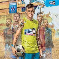 საქართველოში პირველად Neymar Jr`s Five ჩატარდება!
