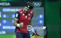 კარიერაში პირველად ნიკოლოზ ბასილაშვილი ATP-ის ტურნირის ჩემპიონია