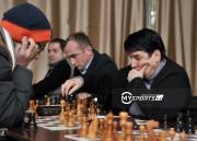 სწრაფი ჭადრაკის ტურნირი ჭადრაკის სასახლეში