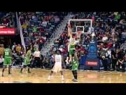 NBA: კვირის საუკეთესო ჩატენვების ათეული (ვიდეო)