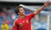 U21 ესპანეთი-შვედეთი 1:1 (ვიდეო)