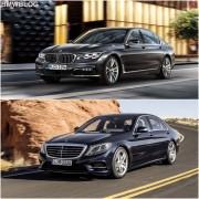 BMW თუ Mercedes Benz? პრემიუმ კლასის მოდელების შედარება