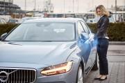 Volvo-ს ინოვაცია - სმარტფონის აპლიკაცია გასაღების ნაცვლად (ვიდეო)