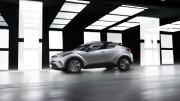 Toyota-მ Nissan Juke-ს კონკურენტი წარადგინა