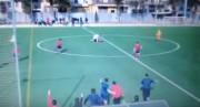 ფიზიკური დაპირისპირება ესპანეთის სამოყვარულო ჩემპიონატში (ვიდეო)