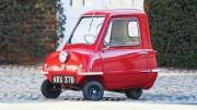 რა ღირს მსოფლიოში ყველაზე პატარა ავტომობილი