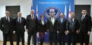 მინისტრი ძალოსნობის საერთაშორისო ფედერაციის დელეგაციას შეხვდა (ვიდეო)