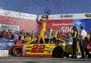 ტალადეგაში NASCAR Sprint Cup ლოგანომ მოიგო