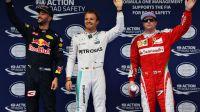 F1: ჩინური ეტაპი როსბერგმა მოიგო